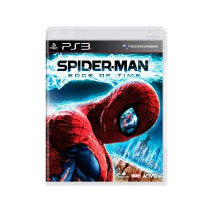 Spider-man Edge of Time - Usado - PS3