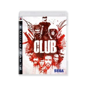 The Club - Usado - PS3