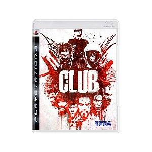 The Club - Usado - PS3