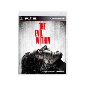 The Evil Within - Usado - PS3