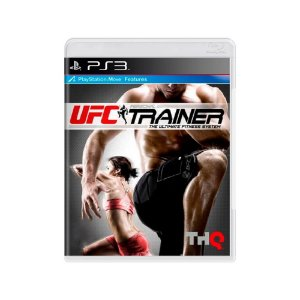 UFC Trainer The Ultimate Fitness System - Usado - PS3