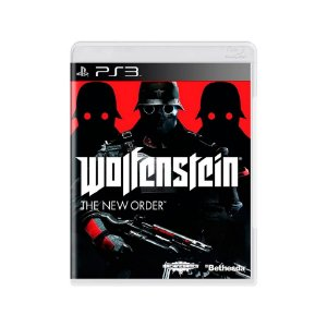 Wolfenstein The New Order - Usado - PS3