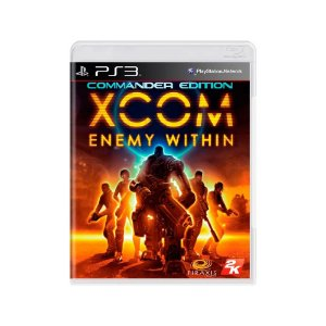 XCOM Enemy Within - Usado - PS3