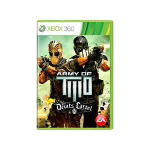 Army of Two: The Devil's Cartel - Usado - Xbox 360