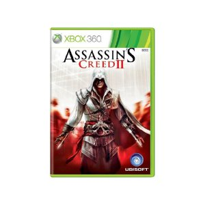 Assassin's Creed II - Usado - Xbox 360
