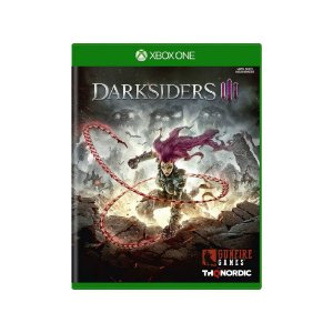 Darksiders III - Usado - Xbox One