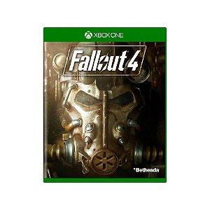 Fallout 4 - Usado - Xbox One