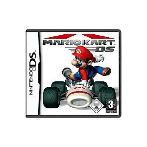 Mario Kart DS - Usado - DS