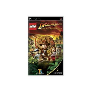 LEGO Indiana Jones The Original Adventures - Usado - PSP