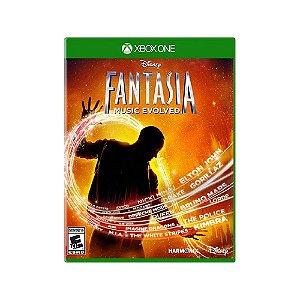 Disney Fantasia Music Evolved - Usado - Xbox One