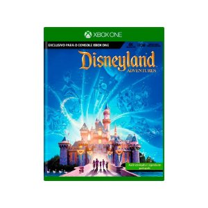 Kinect Disneyland Adventures - Usado - Xbox One