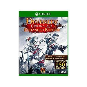 Divinity Original Sin Enhanced Edition - Usado - Xbox One