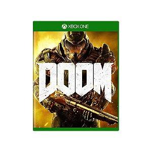 DOOM - Usado - Xbox One