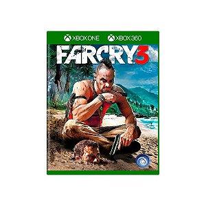 Far Cry 3 - Usado - Xbox One e Xbox 360