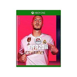 FIFA 20 - Usado - Xbox One