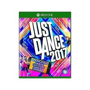 Just Dance 2017 - Usado - Xbox One
