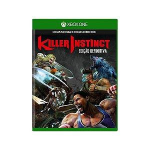 Killer Instinct (Edição Definitiva) - Usado - Xbox One