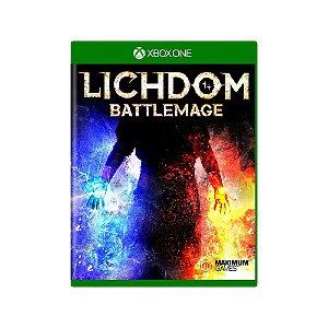 Lichdom Battlemage - Usado - Xbox One
