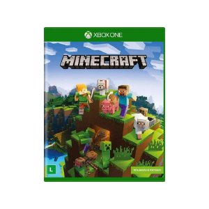 Minecraft - Usado - Xbox One