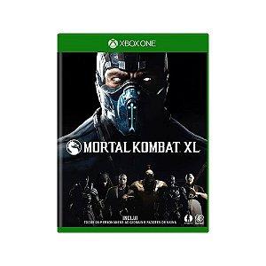 Mortal Kombat XL - Usado - Xbox One
