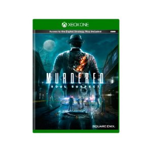 Murdered: Soul Suspect - Usado - Xbox One