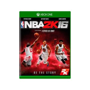 NBA 2K16 - Usado - Xbox One