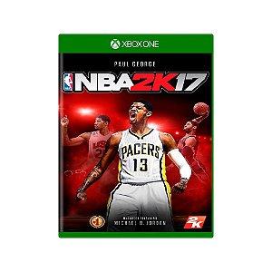 NBA 2K17 - Usado - Xbox One
