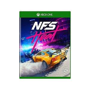 Need for Speed Heat - Usado - Xbox One