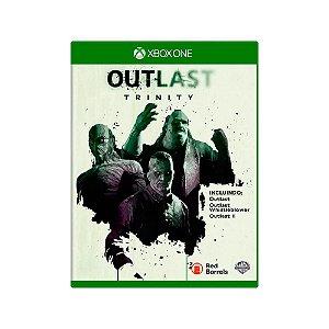 Outlast Trinity - Usado - Xbox One