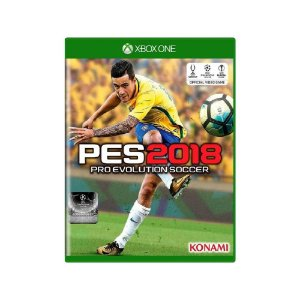 Pro Evolution Soccer 2018 (PES 2018) - Usado - Xbox One