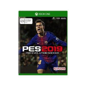 Pro Evolution Soccer 2019 (PES 2019) - Usado - Xbox One