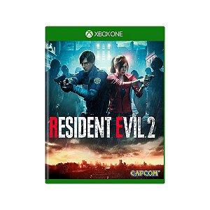 Resident Evil 2 - Usado - Xbox One