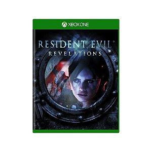 Resident Evil Revelations - Usado - Xbox One