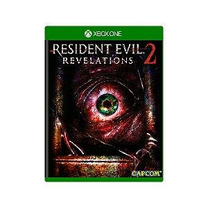 Resident Evil Revelations 2 - Usado - Xbox One