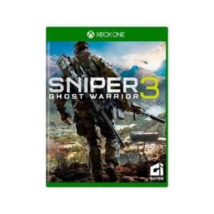 Sniper: Ghost Warrior 3 - Usado - Xbox One