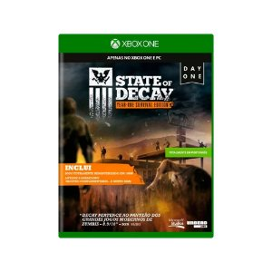 State of Decay Year-One Survival Edition - Usado - Xbox One