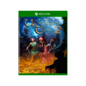 The Book of Unwritten Tales 2 - Usado - Xbox One