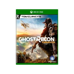 Tom Clancy's Ghost Recon Wildlands - Usado - Xbox One