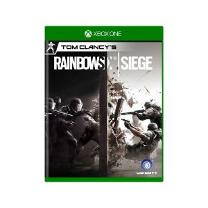 Tom Clancy's Rainbow Six Siege - Usado - Xbox One