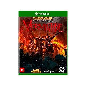 Warhammer End Times Vermintide - Usado - Xbox One