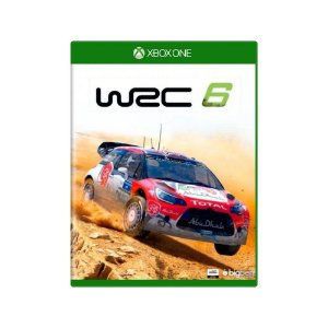 WRC 6 FIA World Rally Championship - Usado - Xbox One