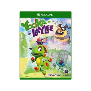 Yooka-Laylee - Usado - Xbox One