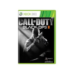 Call of Duty Black Ops II - Usado - Xbox 360