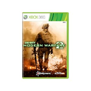 Call of Duty: Modern Warfare 2 (Alemão) - Usado - Xbox 360
