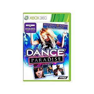 Dance Paradise - Usado - Xbox 360