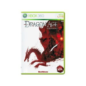 Dragon Age Origins - Usado - Xbox 360