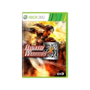 Dynasty Warriors 8 - Usado - Xbox 360
