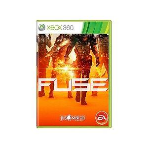 Fuse - Usado - Xbox 360