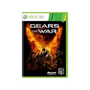Gears of War - Usado - Xbox 360