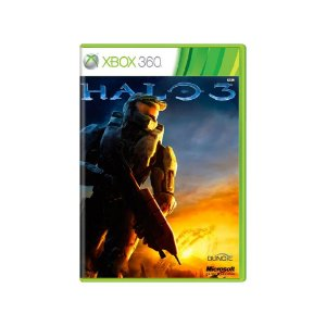 Halo 3 - Usado - Xbox 360